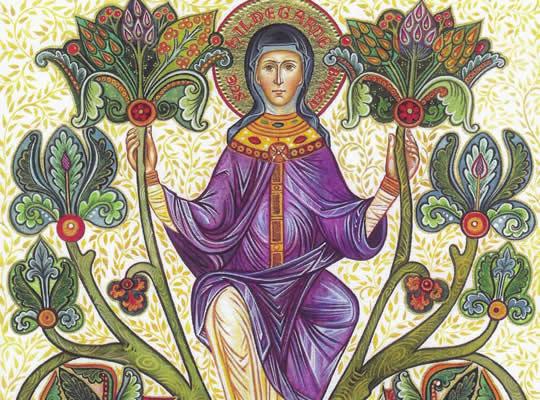 Wykład Św Hildegarda od kuchni - 17 września godz. 18.00