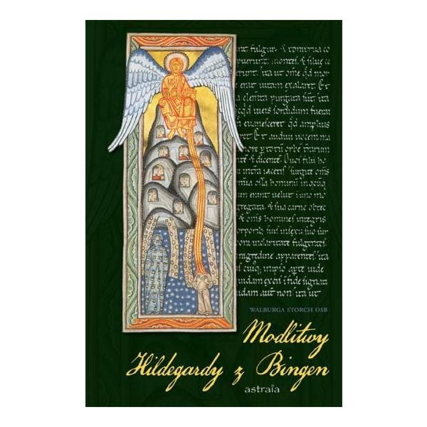 Modlitwy Hildegardy z Bingen, wydanie 2, 9788360569870