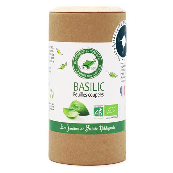 Przyprawy i zioła - Bazylia Bio 35g*, 40012