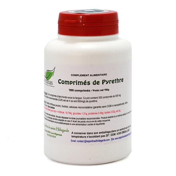 Przyprawy i zioła - Bertram tabletki 500mg/300 sztuk, 21020
