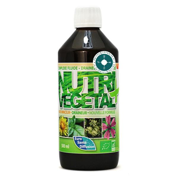 Detoks roślinny 500ml Bio*, HYF2