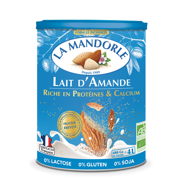 Napój (mleko) migdałowy w proszku - La Mandorle