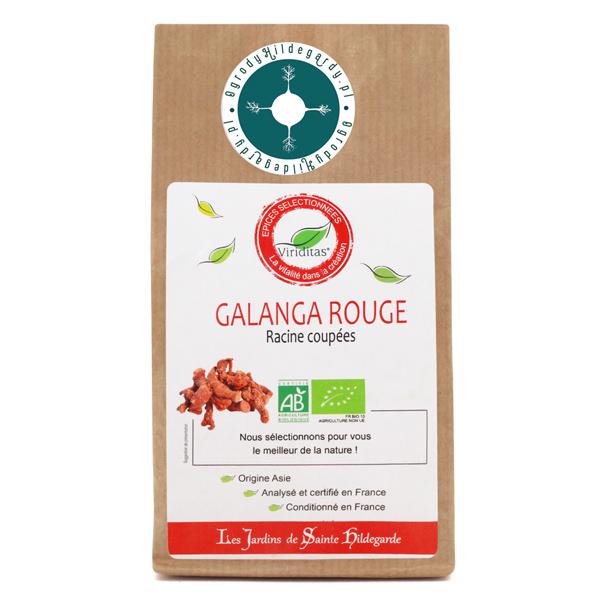 Przyprawy i zioła - Galgant korzeń cały 80g Bio*, 50005R
