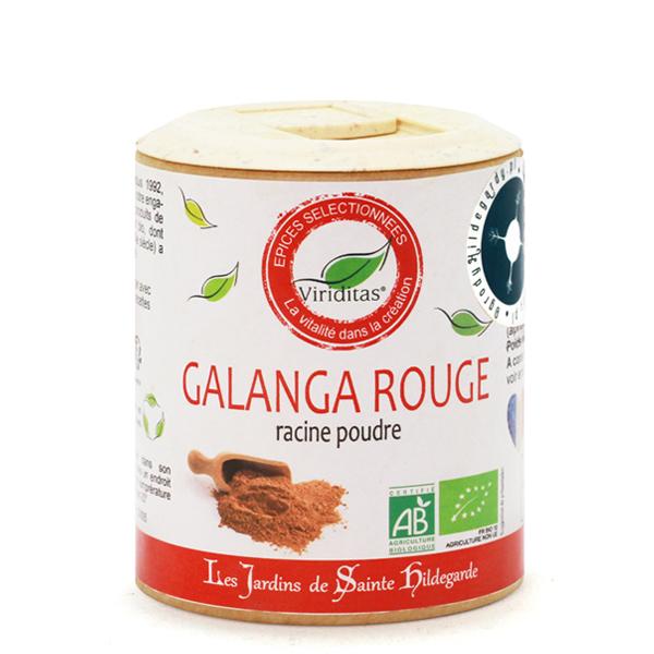 Przyprawy i zioła - Galgant w proszku 50g Bio*, 50005