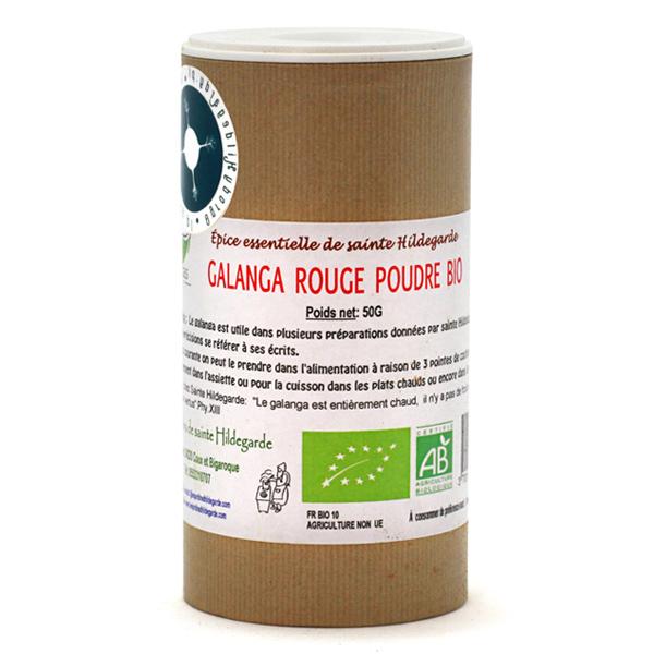 Przyprawy i zioła - Galgant w proszku 50g Bio*