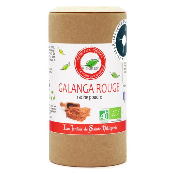 Przyprawy i zioła - Galgant w proszku 80g Bio*, 500051
