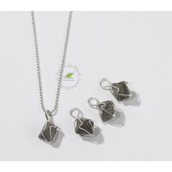 Kamienie szlachetne - Hiacynt piękny kryształ zawieszka, 70044