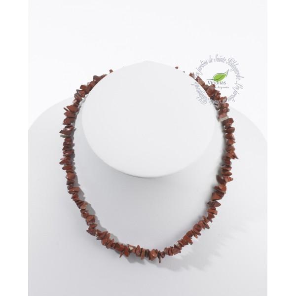 Kamienie szlachetne - Jaspis czerwony kamień polerowany korale, 70049