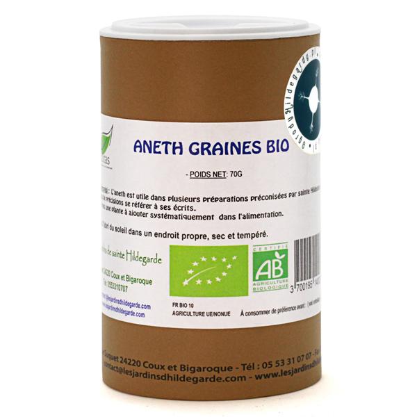 Przyprawy i zioła - Koperek ogrodowy Bio nasiona 70g*, 40006