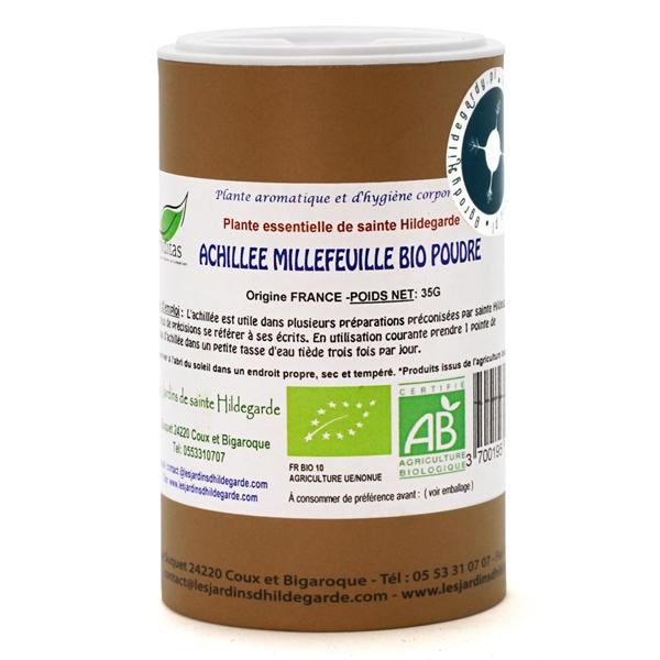 Przyprawy i zioła - Krwawnik Bio w proszku 35g*, 40002P