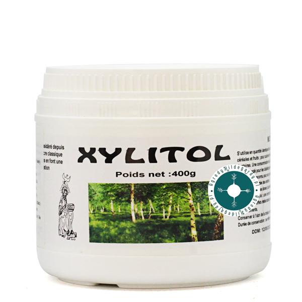 Przyprawy i zioła - Ksylitol 400g, 65020