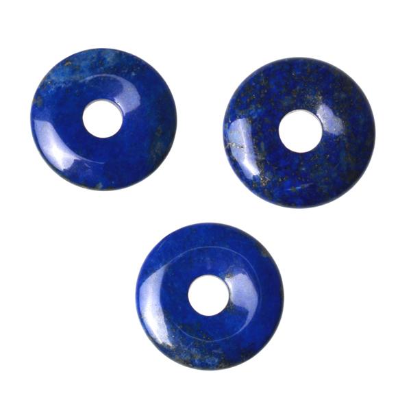 Kamienie szlachetne - Lapis lazuli donut, 7E500