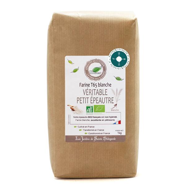 Mąka orkiszowa - Mąka Typ 650 Samopsza BIO 1kg*