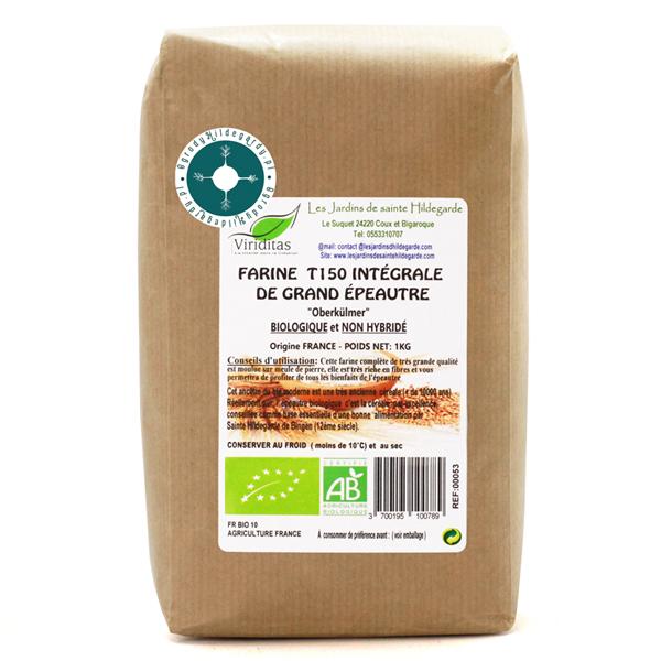 Mąka orkiszowa - Mąka typ 1500 Orkisz BIO 1 kg*