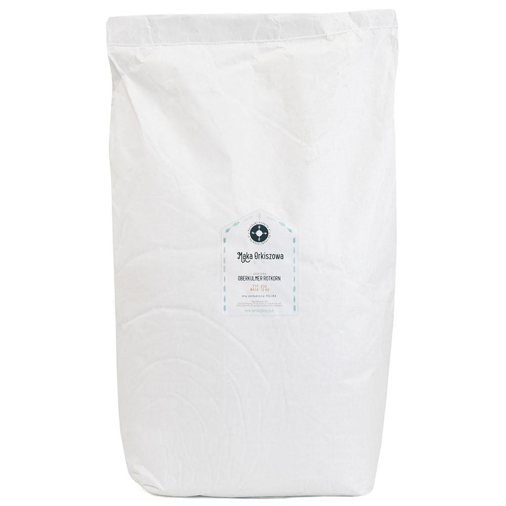 Mąka orkiszowa - Mąka typ 600 Orkisz Oberkulmer 10 kg, PL60010