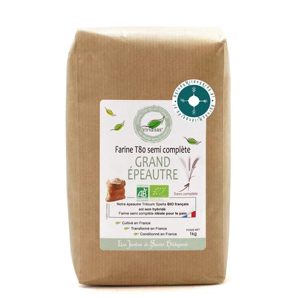 Mąka orkiszowa - Mąka typ 800 Orkisz Oberkulmer BIO 1 kg*, 00054
