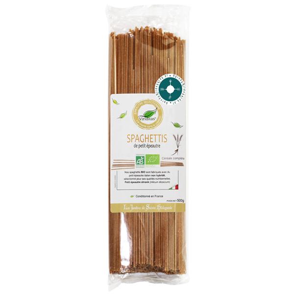 Makaron orkiszowy - Makaron spaghetti- płaskurka BIO 500g*, 03064