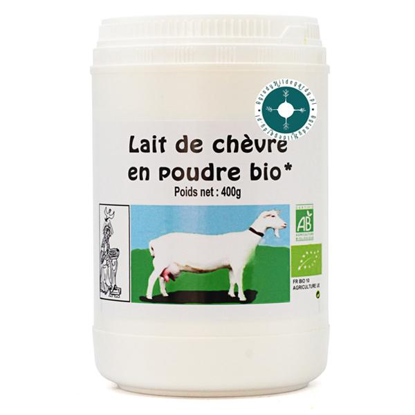 Mleko kozie w proszku 400g Bio*, LA015