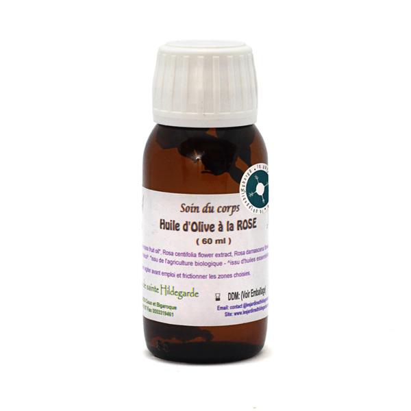 Olejek różany 60ml Bio*, HU034