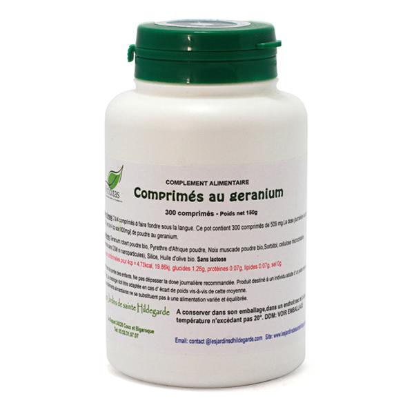 Pelargonia w tabletkach 300sztuk, 21023
