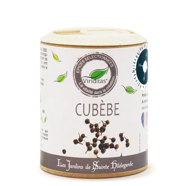 Przyprawy i zioła - Pieprz kubeba 50g Bio*, 500161