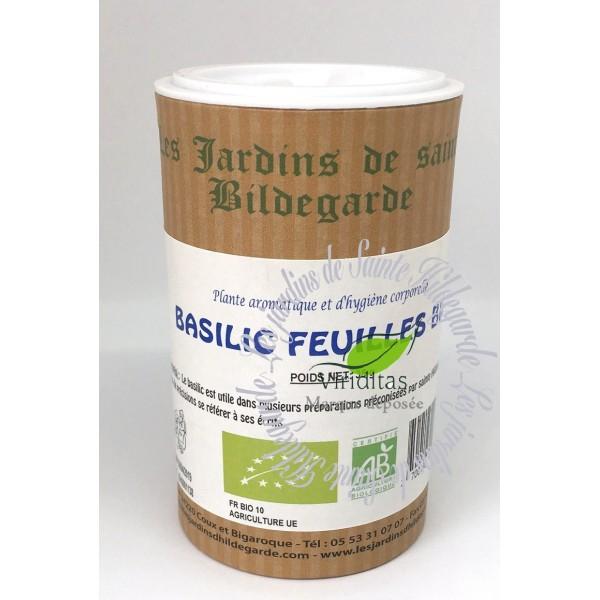 Przyprawy i zioła - Bazylia Bio 35g*, 40012 - -(40012)