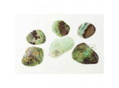Kamienie szlachetne - Chryzopraz kamień polerowany, 70027