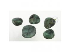 Kamienie szlachetne - Szmaragd kamień polerowany, 7AB33