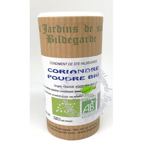 Przyprawy i zioła - Kolendra w proszku 50g Bio*, 50031 - -(50031)