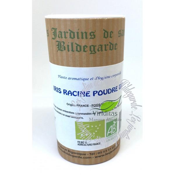 Przyprawy i zioła - Kosaciec (irys) korzeń sproszkowany 30g Bio*, 40039 - -(135)
