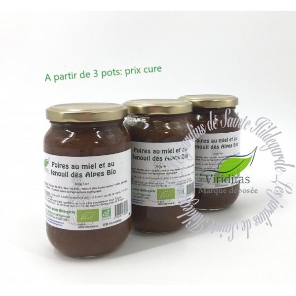 Przyprawy i zioła - Mieszanka z wszewłogą - miód gruszkowy (gotowy do spożycia) Bio*, E0041 - -(E0041)