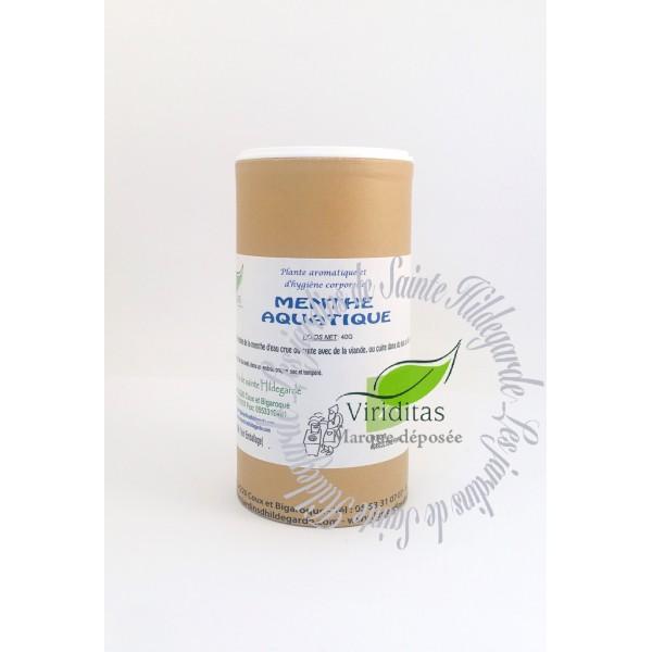Przyprawy i zioła - Mięta nadwodna w proszku 40g Bio*, 40049P - -(40049P)