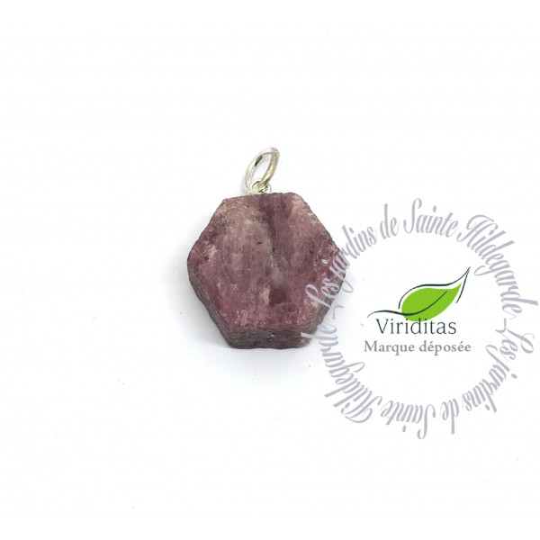 Kamienie szlachetne - Rubin kamień naturalny zawieszka, 70064 - -(70064)